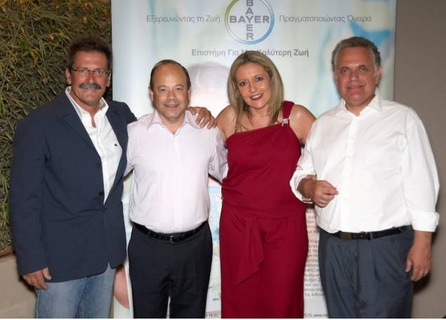 Αρωγός στο έργο της Ομάδας Αιγαίου η Bayer Hellas!