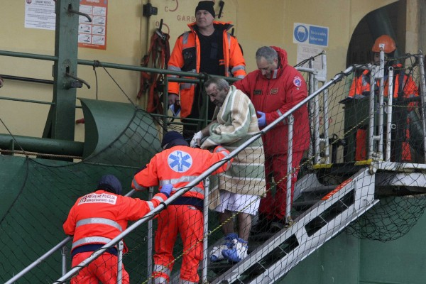 Τι μπορούν να πάθουν οι επιβάτες του πλοίου Norman Altantic λόγω των συνθηκών! Τι λένε οι γιατροί