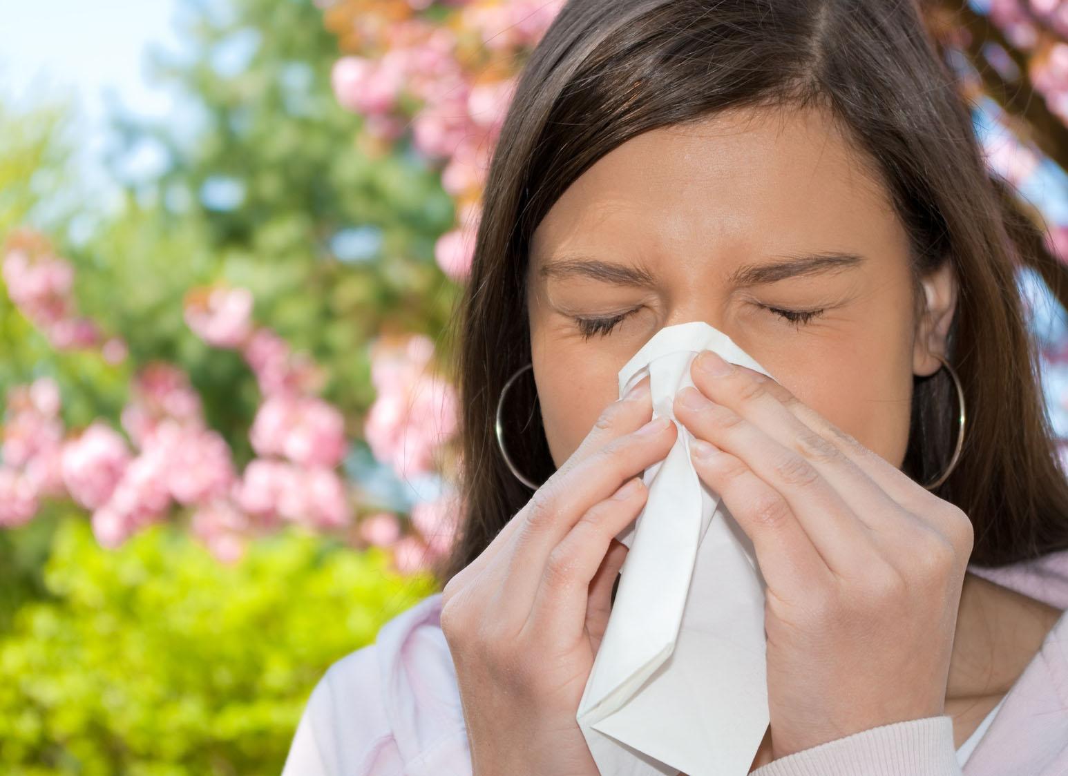 Πως να προστατευτείτε από τις Αλλεργίες