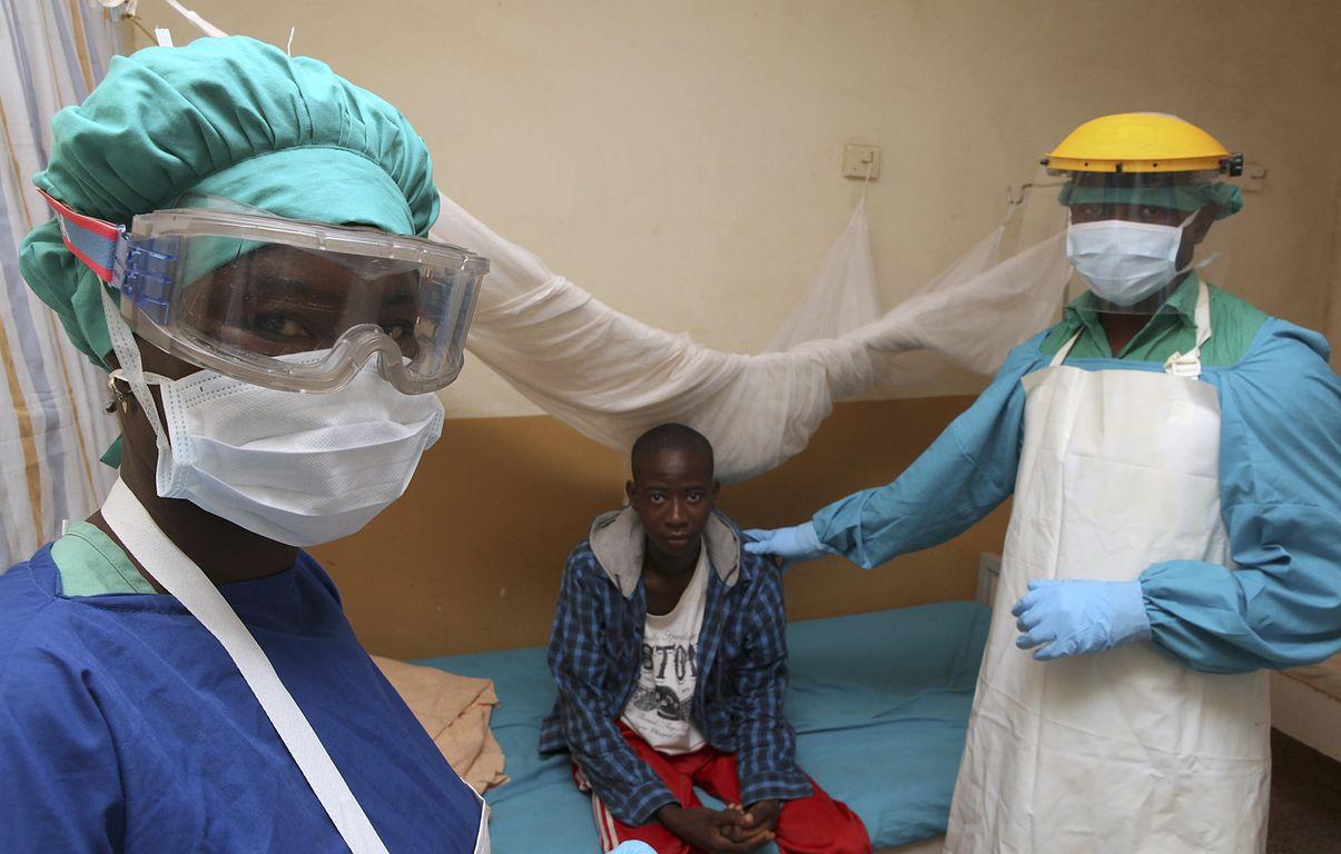 Σε συναγερμό και οι Ελληνικές αρχές για τον ιό Έμπολα! Όλα τα συμπτώματα