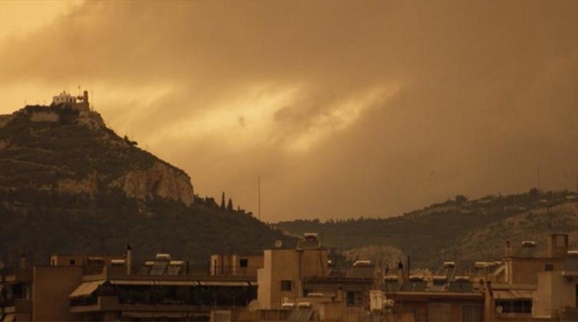 Mάθετε τι είναι και τι προκαλεί η σκόνη της Αφρικής!