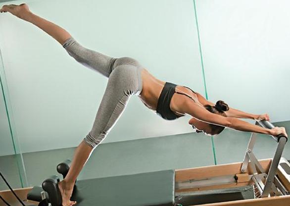 PILATES: Μείνετε υγιείς με τη γυμναστική των διασήμων