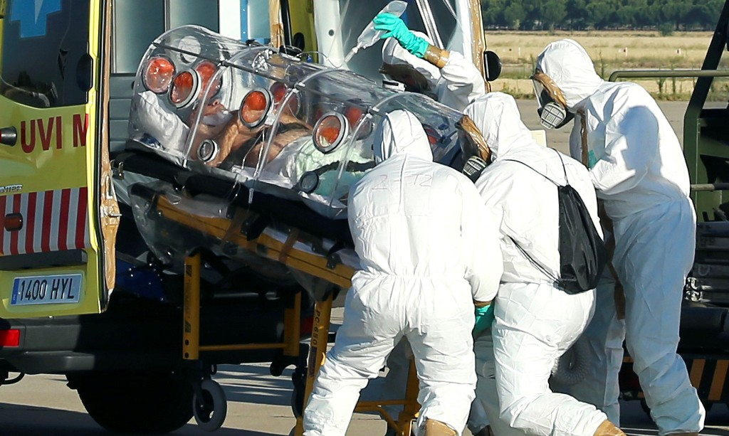 Απίστευτο: «Γυμνό» το ΕΣΥ για τον Έμπολα! Τι καταγγέλλουν οι εργαζόμενοι του Σωτηρία