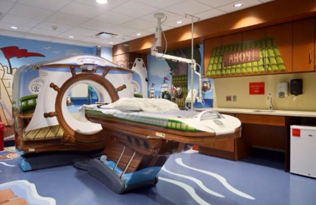 Οι πιο εντυπωσιακοί παιδικοί αξονικοί τομογράφοι του κόσμου που μειώνουν το άγχος των ασθενών! (ΦΩΤΟ)