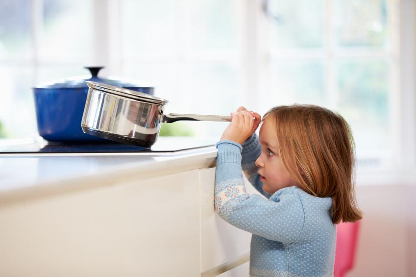Πως θα αποφύγετε παιδικά ατυχήματα στο σπίτι!