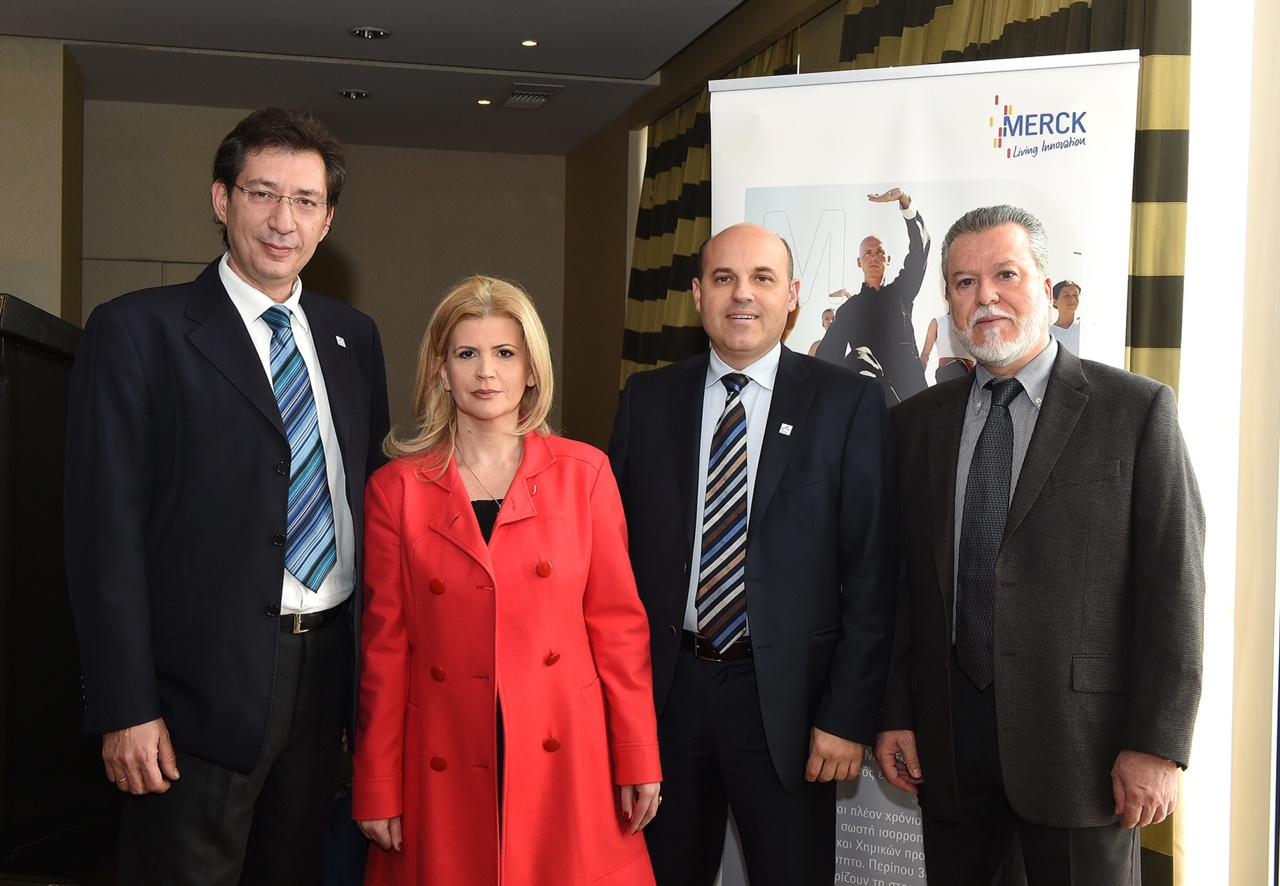 Την επανακυκλοφορία της Κετουξιμάμπης στην ελληνική αγορά, ανακοίνωσε η Merck Serono!
