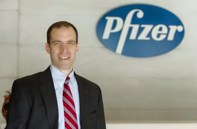 Ο νέος πρόεδρος της Pfizer Hellas Jim Sage μιλά για πρώτη φορά δημόσια στη χώρα μας!