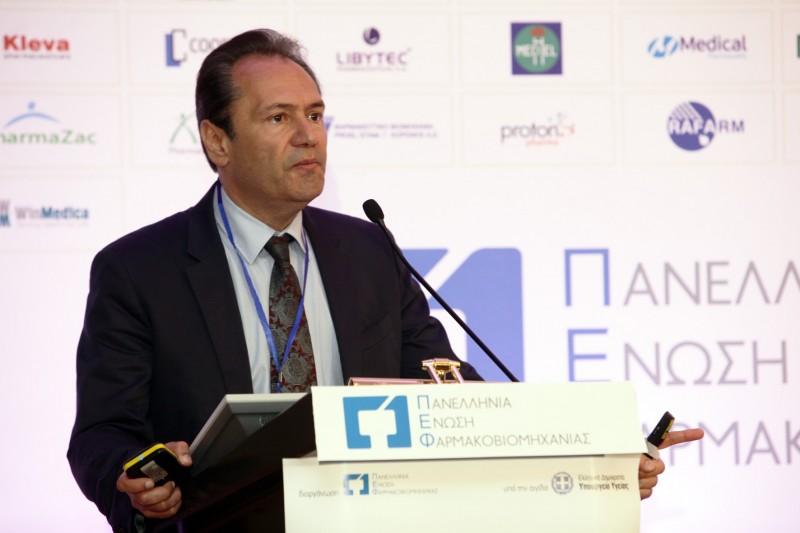 Πρόεδρος Ελλήνων Φαρμακοβιομηχάνων: «Ο φαρμακευτικός κλάδος μπορεί να ανατάξει την οικονομία»!