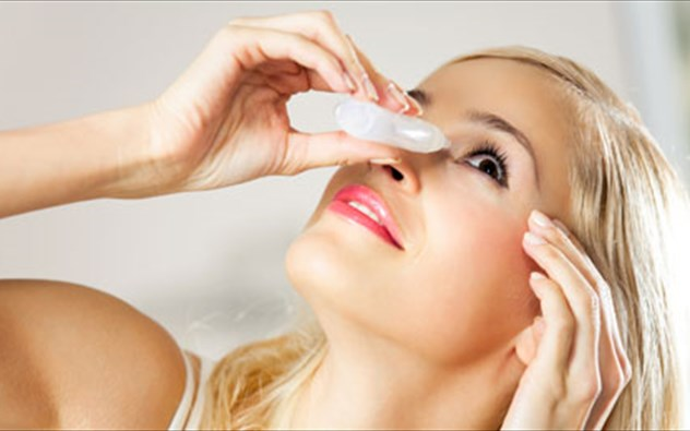Διώξτε τις αλλεργίες από τα μάτια! Τι συμβουλεύουν οι ειδικοί