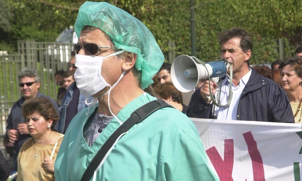Στην «εντατική» σήμερα η Υγεία! Χωρίς γιατρούς και εργαζόμενους Νοσοκομεία- ΕΚΑΒ