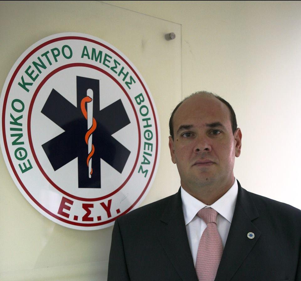 Πρόεδρος ΕΚΑΒ: Προτεραιότητα μας να θωρακίσουμε τα νησιά! Ενίσχυση προσωπικού, αναβάθμιση υπηρεσιών