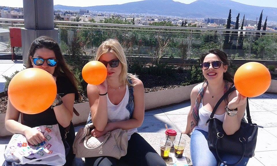 Εκστρατεία ''Χαρίζω την ανάσα μου'': Φουσκώστε ένα μπαλόνι για καλό σκοπό!