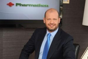 Ο πρόεδρος της Pharmathen Βασίλης Κάτσος