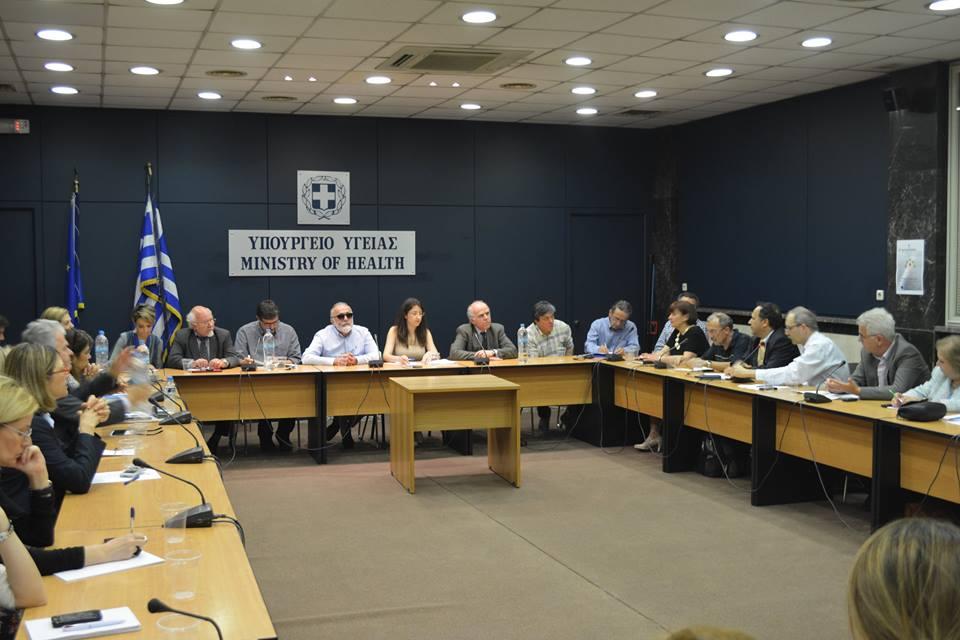 Σύσκεψη για έκτακτες κρίσεις στο υπουργείο Υγείας! Το σχέδιο που συζητήθηκε