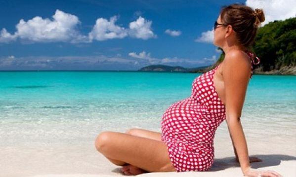 Έγκυος το καλοκαίρι: Δείτε τι πρέπει να προσέξετε