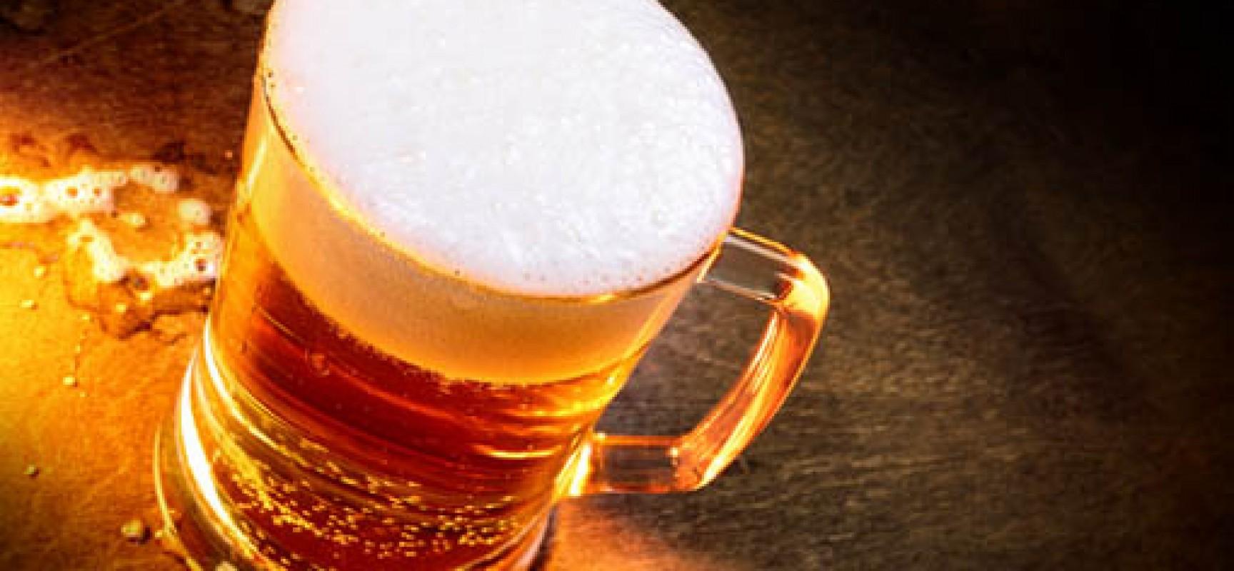 """Πέντε """"γιατί"""" να πίνετε μπύρα!"""