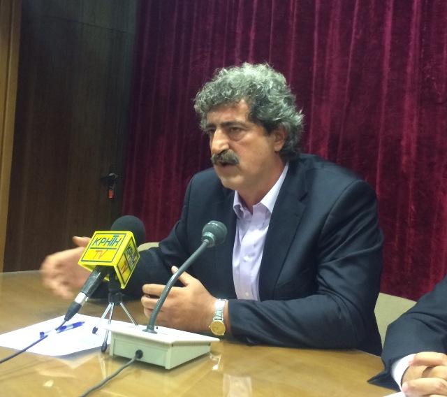 Ο άγριος Π.Πολάκης και το…ξύλο στο υπ.Υγείας! Τι είπε ο νέος αναπληρωτής υπουργός