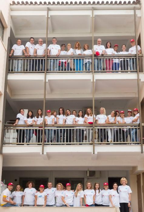 Pfizer Volunteers@Athens