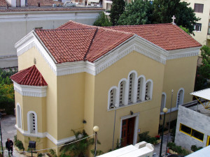 Ευαγγελισμός Εκκλησία