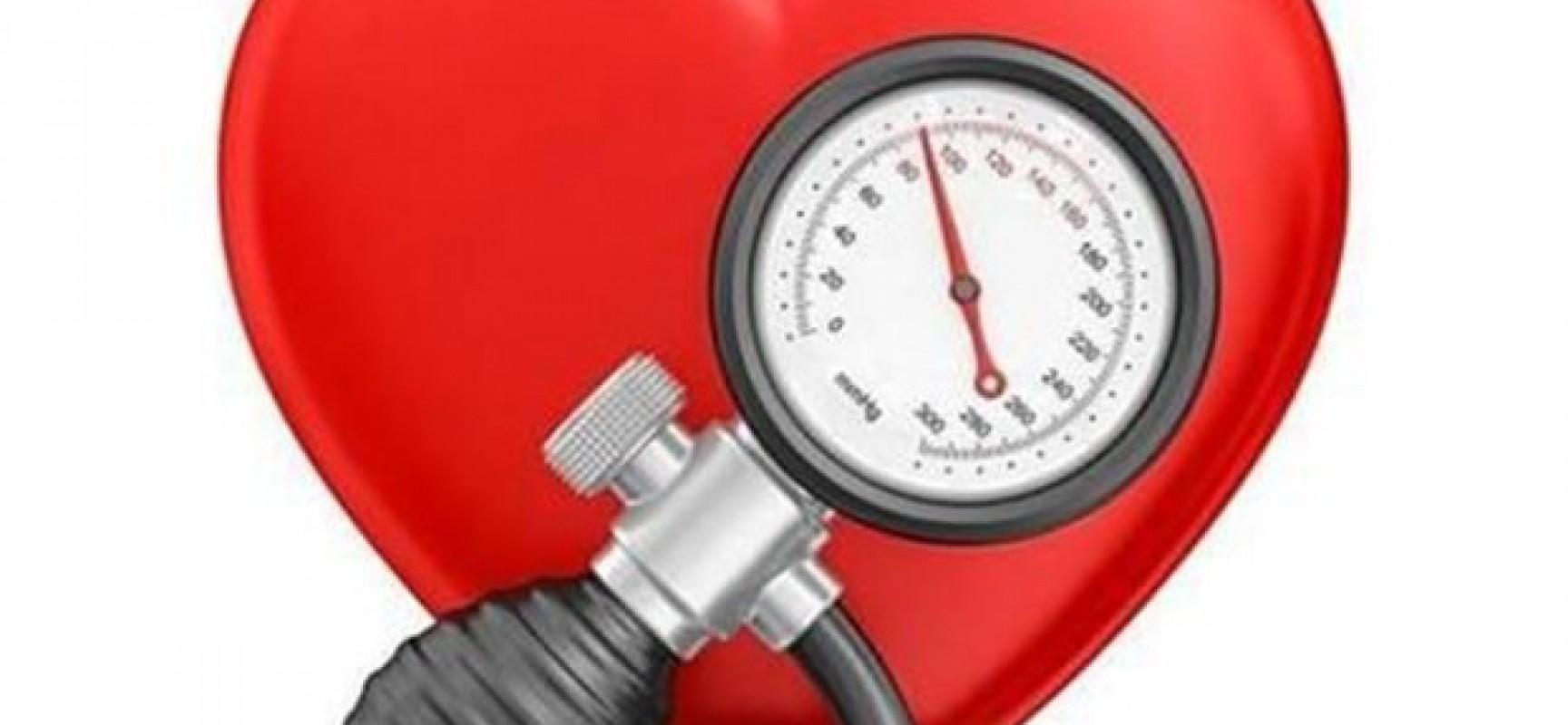 Υψηλή πίεση: Τα καλύτερα γιατροσόφια για να τη ρίξετε