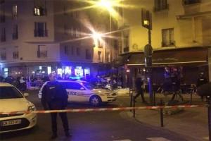 τρομοκρατικό χτύπημα Παρίσι