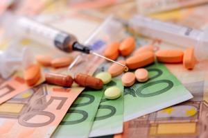 φάρμακα-χρήματα