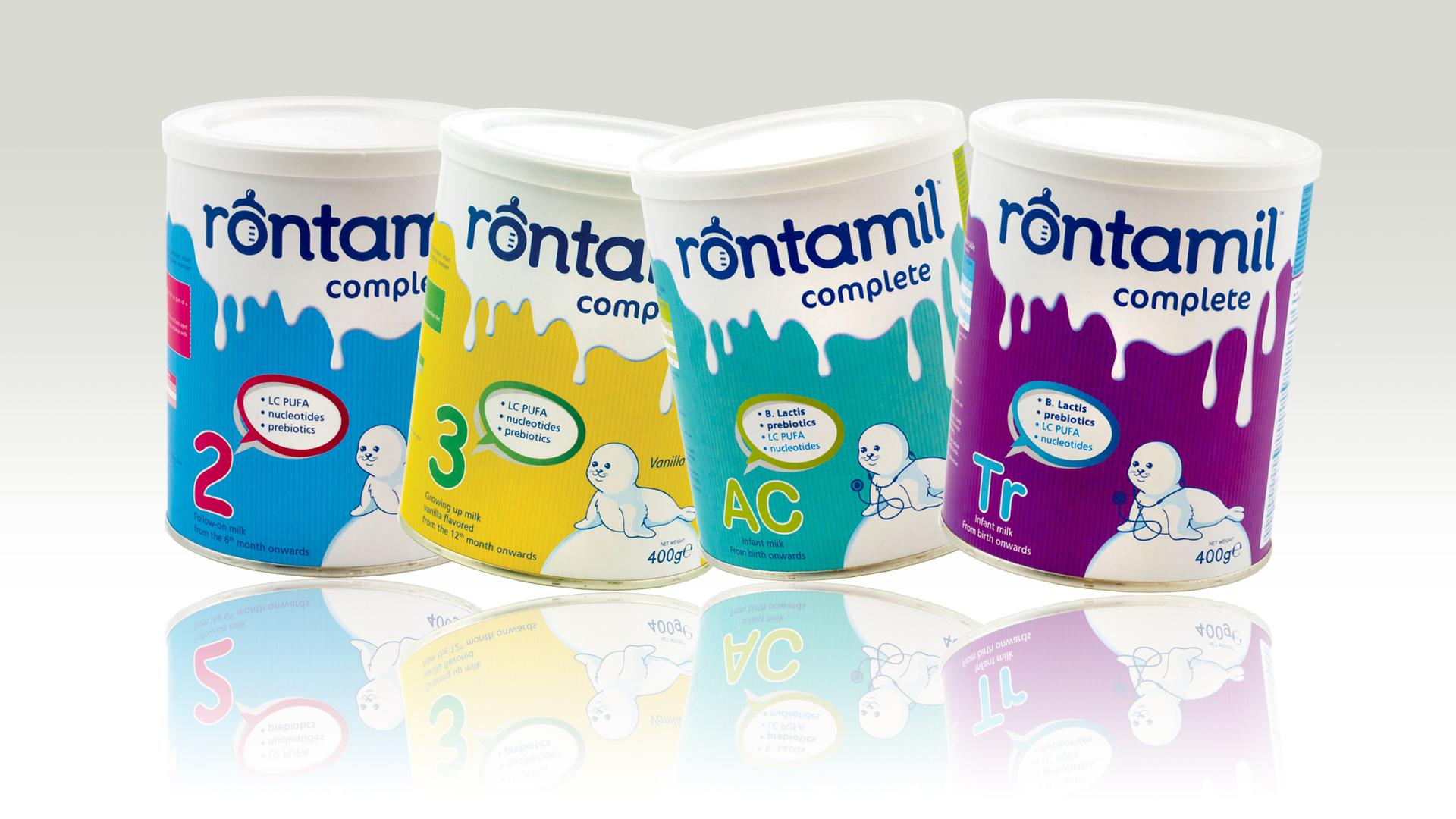 Στα «χέρια» της ELPEN τα προϊόντα Βρεφικής Διατροφής Rontamil!