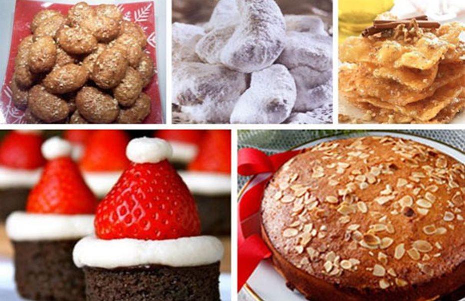 Γλυκά των Χριστουγέννων: Ποια παχαίνουν περισσότερο