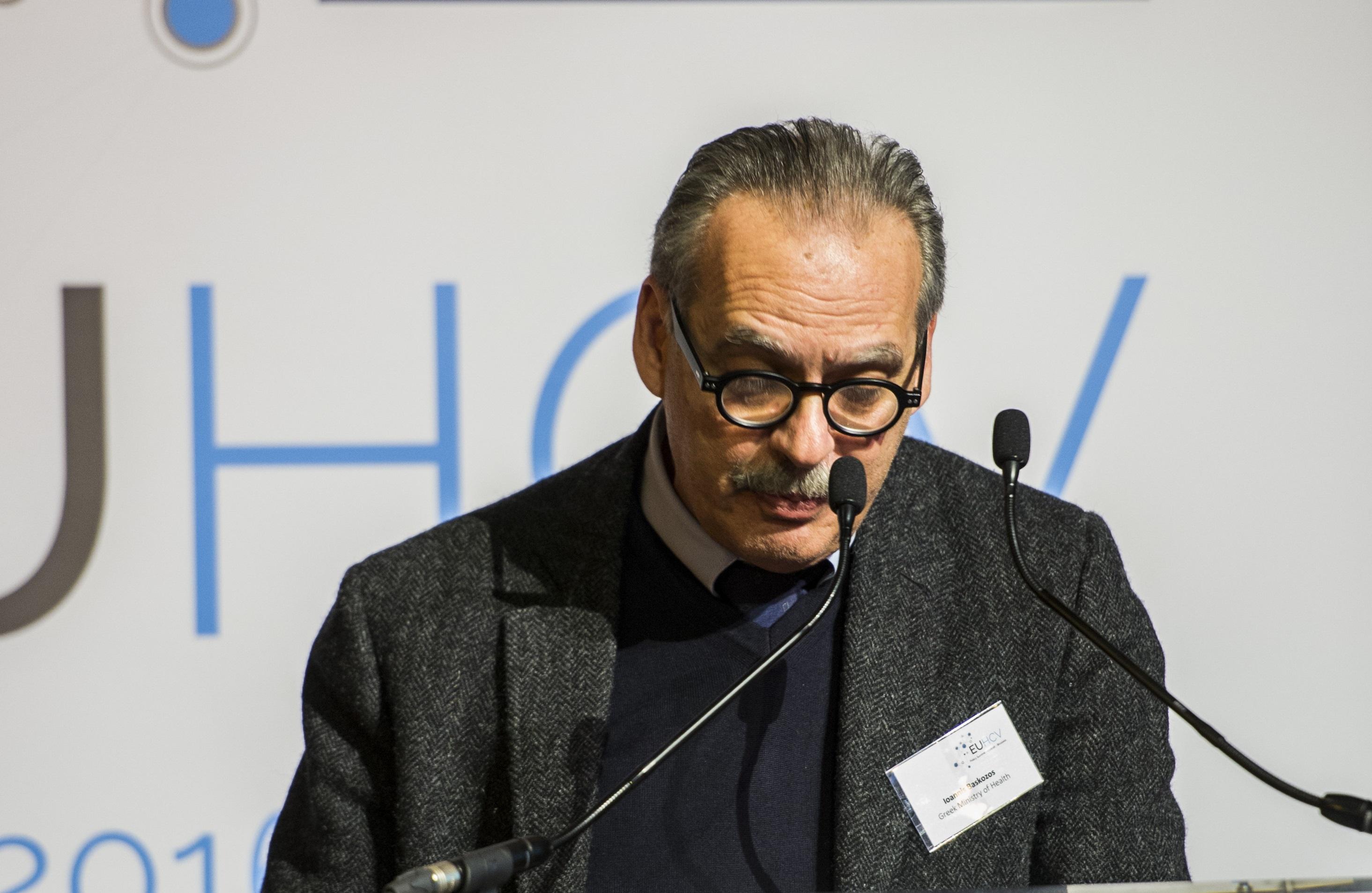 Γιάννης Μπασκόζος: «Δεν υπάρχει υγειονομικός κίνδυνος από τους πρόσφυγες»! Όλα τα μέτρα του υπ.Υγείας
