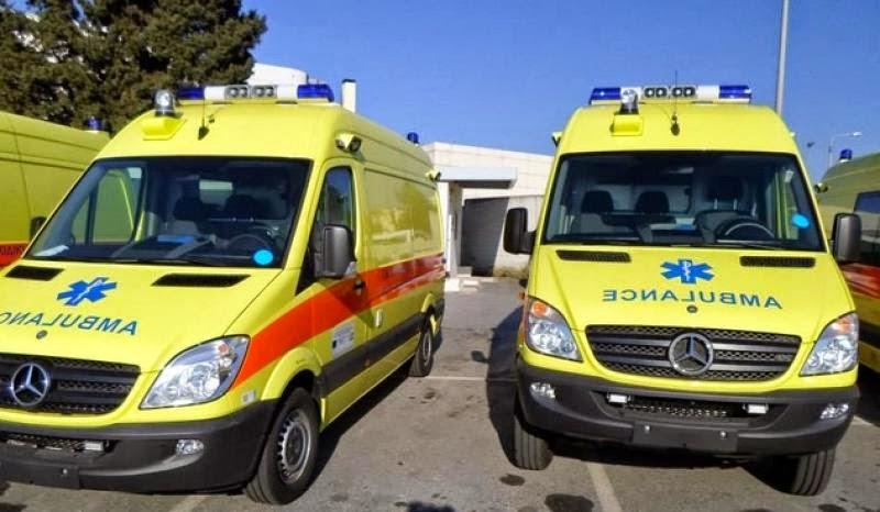 Πυροσβέστες και δημοτικοί υπάλληλοι…οδηγοί ασθενοφόρων! Το νέο εφεύρημα του υπ.Υγείας
