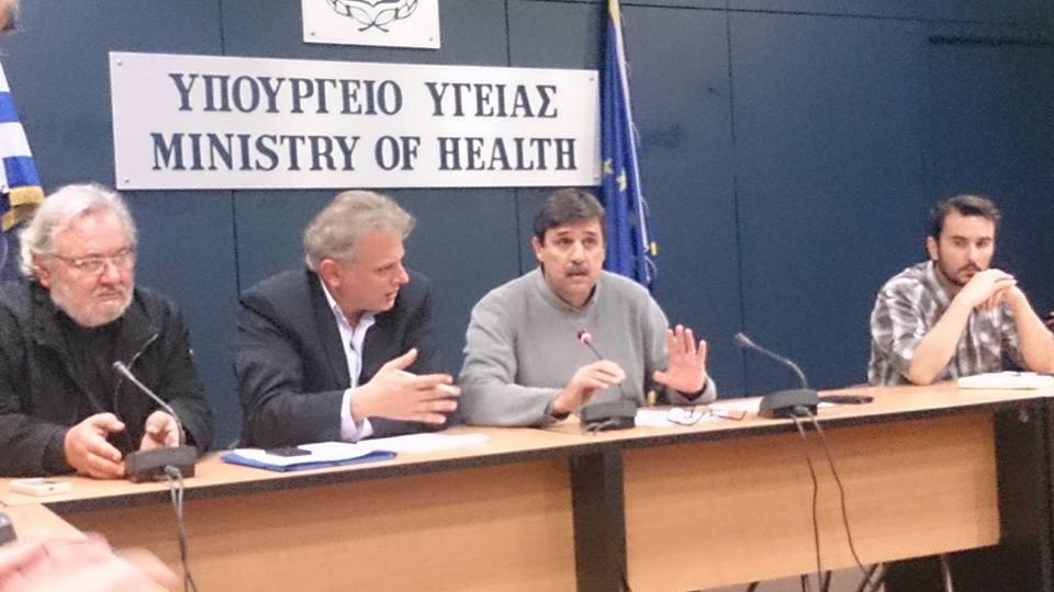 Υπ.Υγείας προς Γενικούς Γιατρούς: «Βάλτε πλάτη στα νοσοκομεία»! Όλες οι προτάσεις των γιατρών