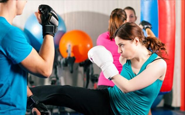 kickboxing: Γιατί κάνει καλό στην υγεία; Έρευνα