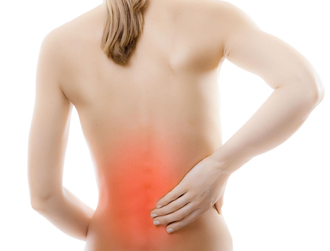 Πόνος στη μέση: Δείτε πως θα περάσει χωρίς φάρμακα