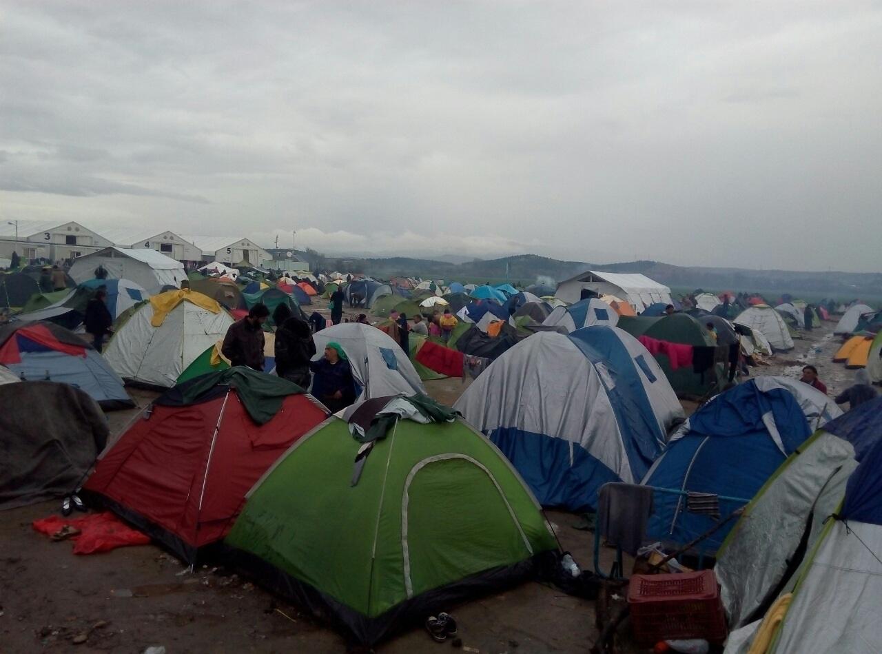 Πρόεδρος ΚΕΕΛΠΝΟ: ελεγχόμενη υγειονομικά η κατάσταση στην Ειδομένη!