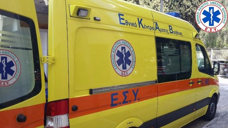 Ήρθε το 1ο νέο ασθενοφόρο στο ΕΚΑΒ! Πότε και που φθάνουν τα υπόλοιπα