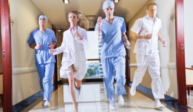 νοσοκομεία γιατροί