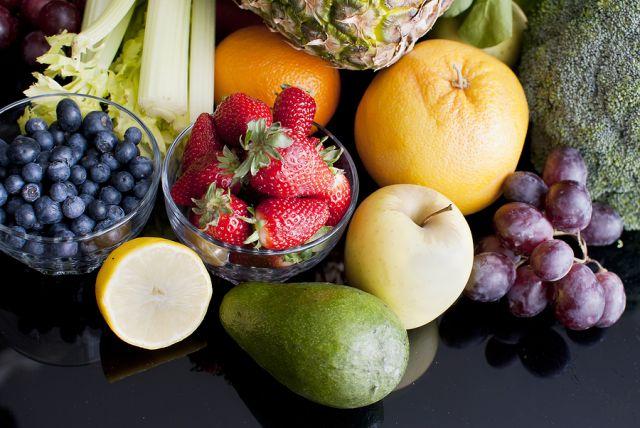 Βρείτε την υγεία σας τρώγοντας… φρούτα!