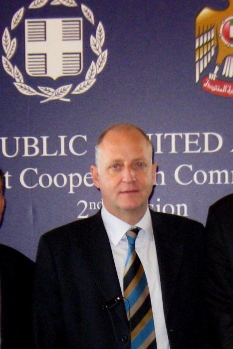 Ο Γενικός Επιθεωρητής του ΣΕΥΥΠ Σ.Ευαγγέλατος