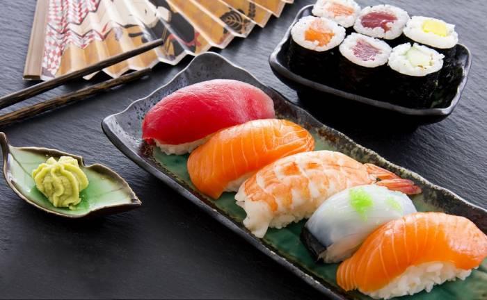 Αδυνατίστε τρώγοντας …sushi