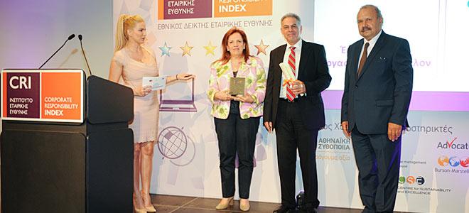 Silver διάκριση για την MSD Ελλάδας από το Ινστιτούτο Κοινωνικής Ευθύνης