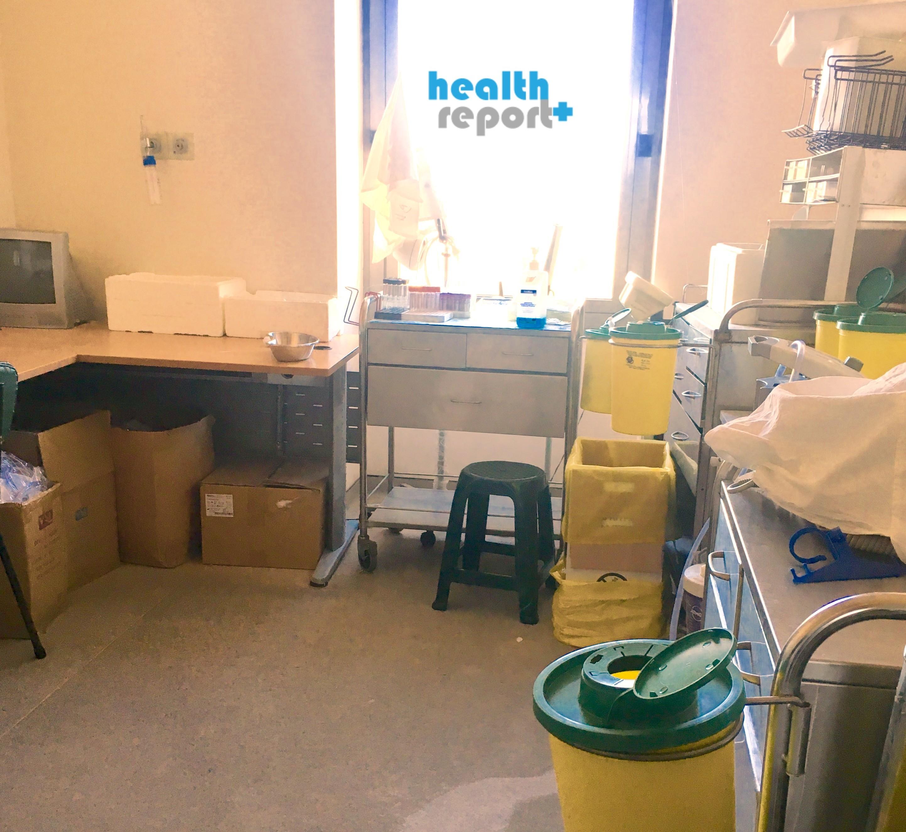 Χωρίς καθαρίστριες ΠΕΔΥ και Κέντρα Υγείας! Νοσηλεύτριες και στην καθαριότητα στη Μυτιλήνη