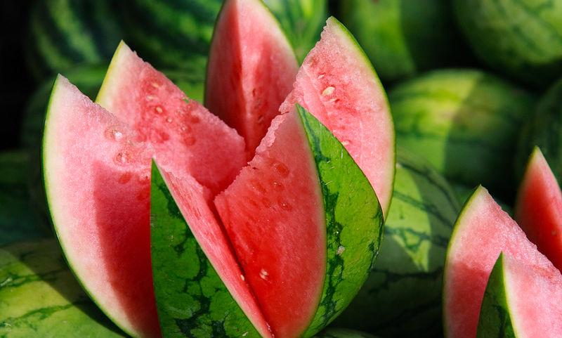 Αφυδάτωση: Τι να φάτε για να αναπληρώσετε τα υγρά του οργανισμού