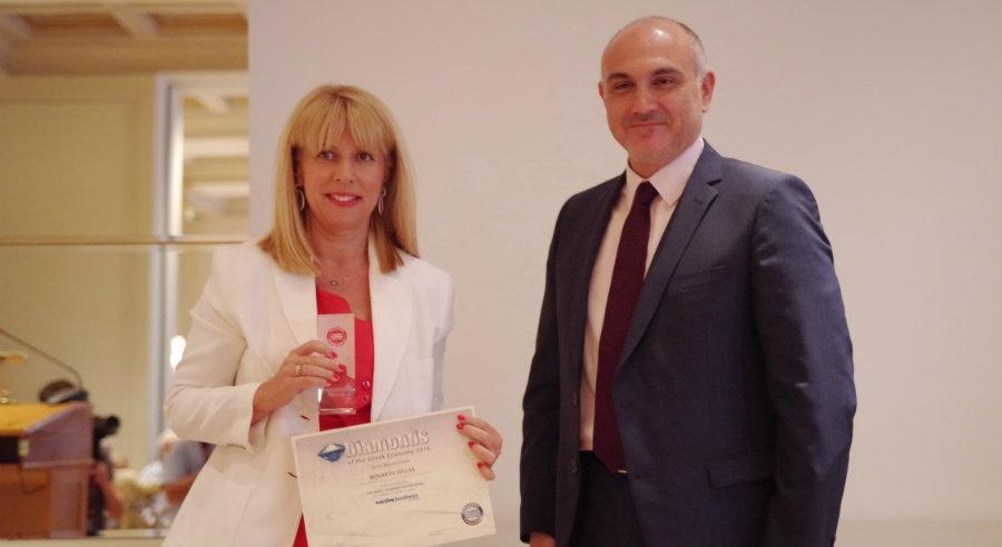Novartis Hellas: Δύο νέες διακρίσεις εταιρικής φήμης