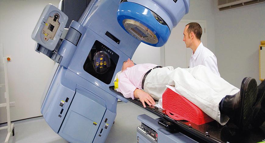 ακτινοθεραπεία σε Δημόσιο νοσοκομείο