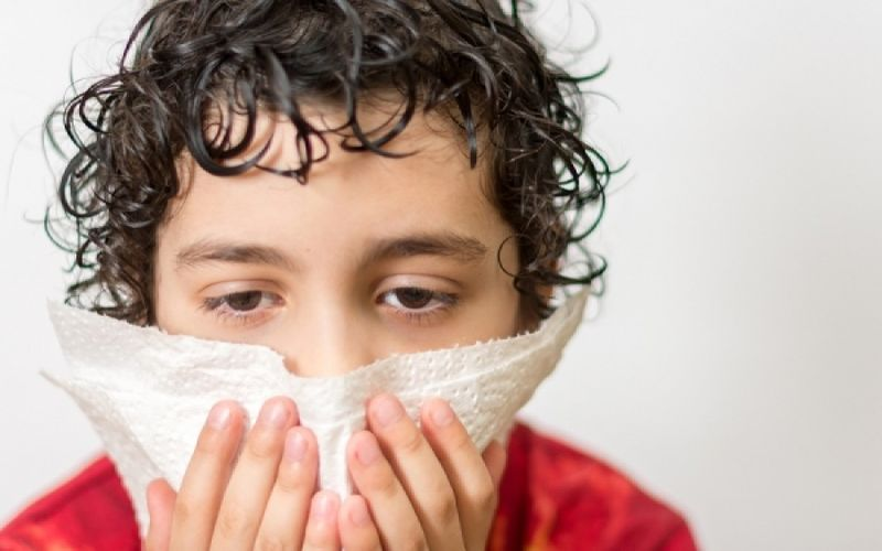 Back to school: Πώς να προστατεύσετε τα παιδιά από τις ιώσεις
