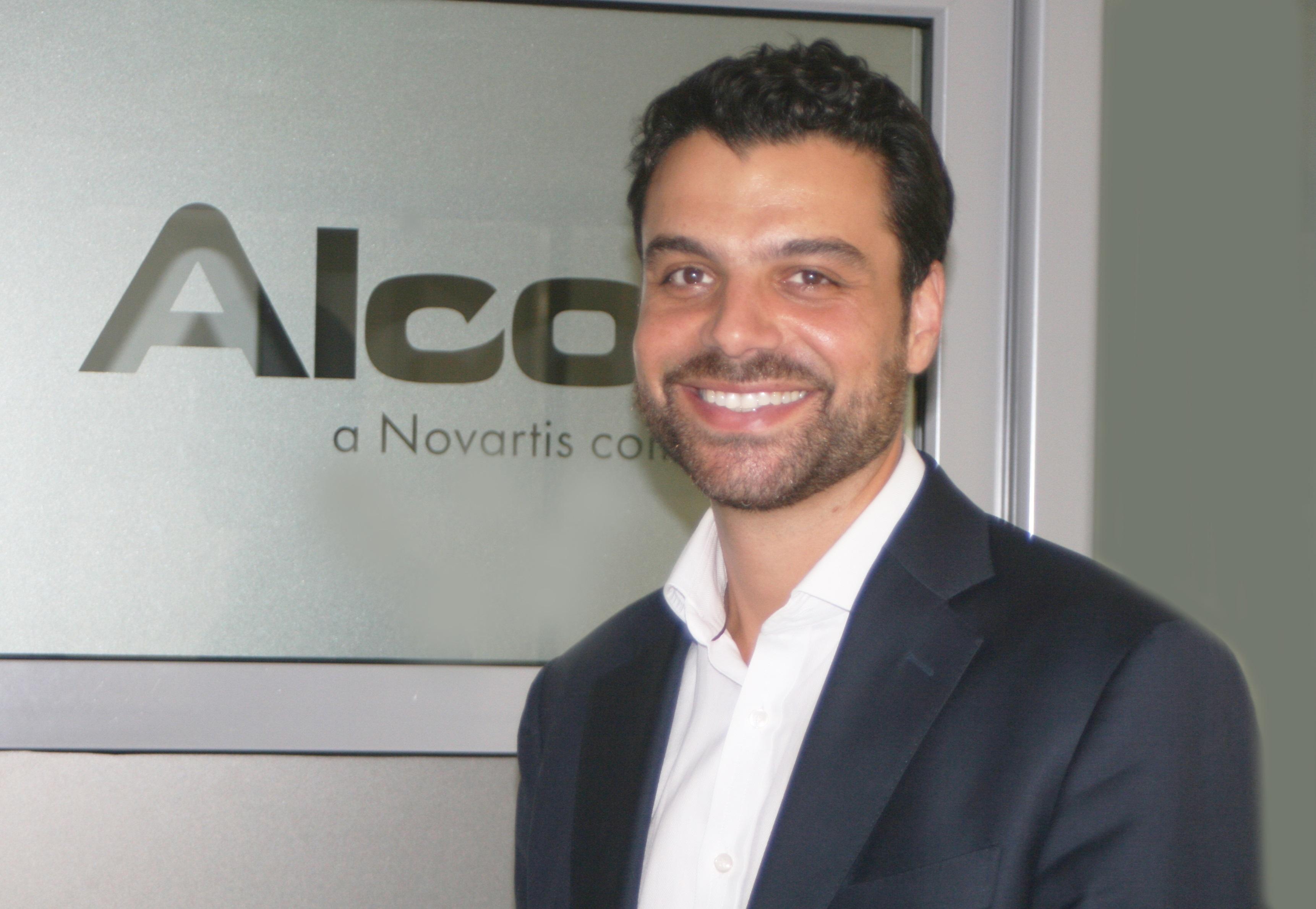 Νέος Γενικός Διευθυντής Alcon Ελλάδος & Βουλγαρίας