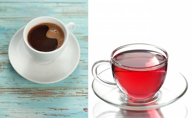 Καφές ή τσάι: Ποιο να διαλέξω;