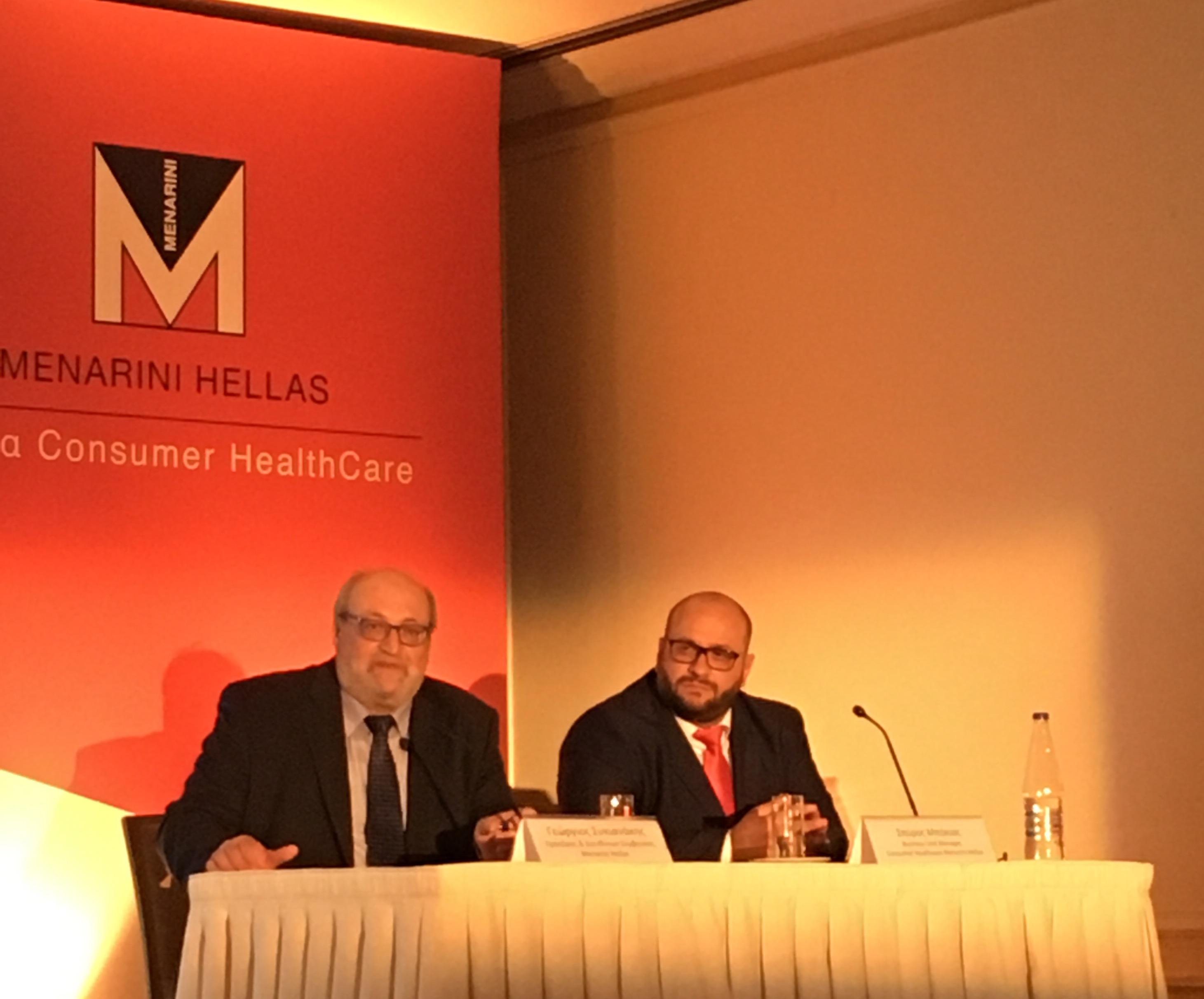 MENARINI Hellas: Νέο μεγάλο άνοιγμα στα συμπληρώματα διατροφής