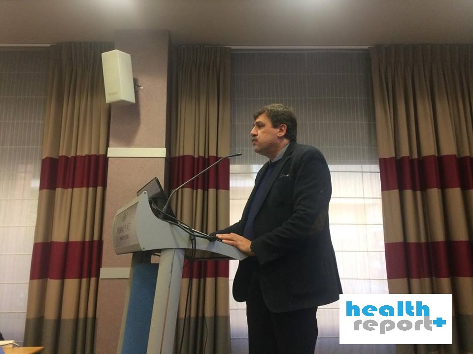Παρασκήνια: Μία ομιλία …100 χρήσεις για τον υπ.Υγείας!
