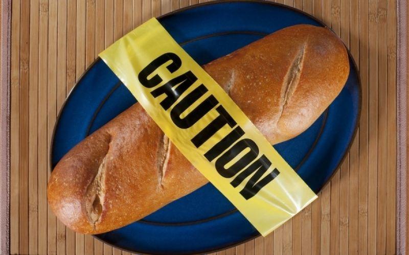 Δυσανεξία στη γλουτένη: Τα σημάδια που «χτυπάνε καμπανάκι»